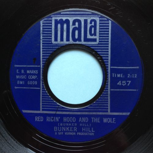 Bunker Hill - Red Ridin' Hood and the Wolf - Mala - Ex-