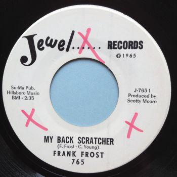 Frank Frost - My back scratcher - Jewel promo - Ex
