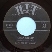 Dave Grundy Combo - Green Onions - Hit - VG+