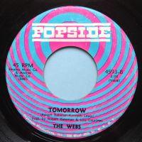Webs - Tomorrow - Popside - Ex-