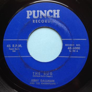 Jarry Dallman - The bug - Punch - VG+