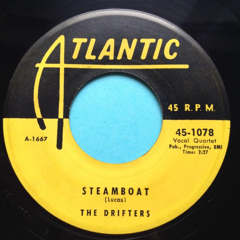 Drifters - Steamboat - Atlantic - Ex-