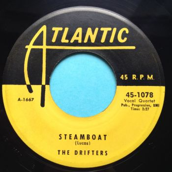 Drifters - Steamboat - Atlantic - Ex-