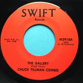 Chuck Tillman Combo - The Gallery - Swift - Ex