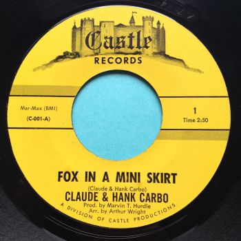 Claude & Hank Carbo - Fox in a mini skirt - Castle - Ex