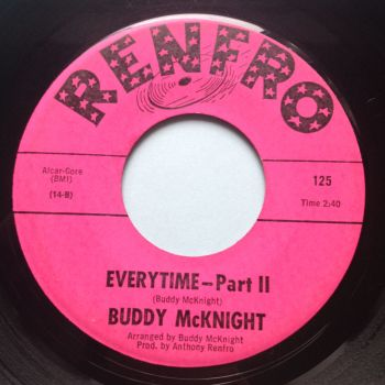 Buddy McKnight - Everytime Pt2 - Renfro - Ex-