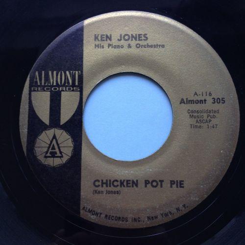 Ken Jones - Chicken Pot Pie - Almont - Ex