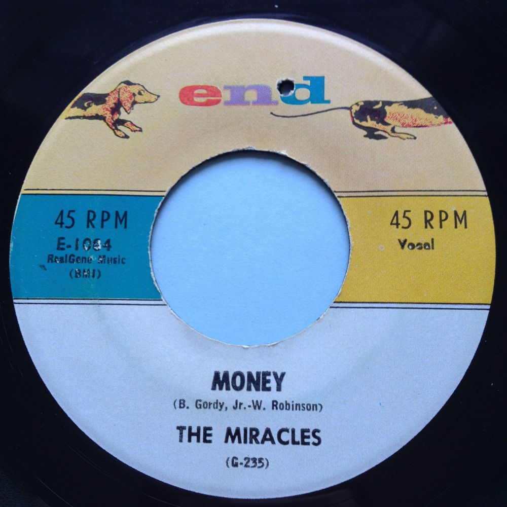 Miracles - Money - End - Ex