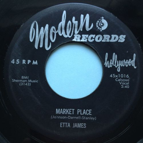 Etta James - Market Place - Modern - VG+
