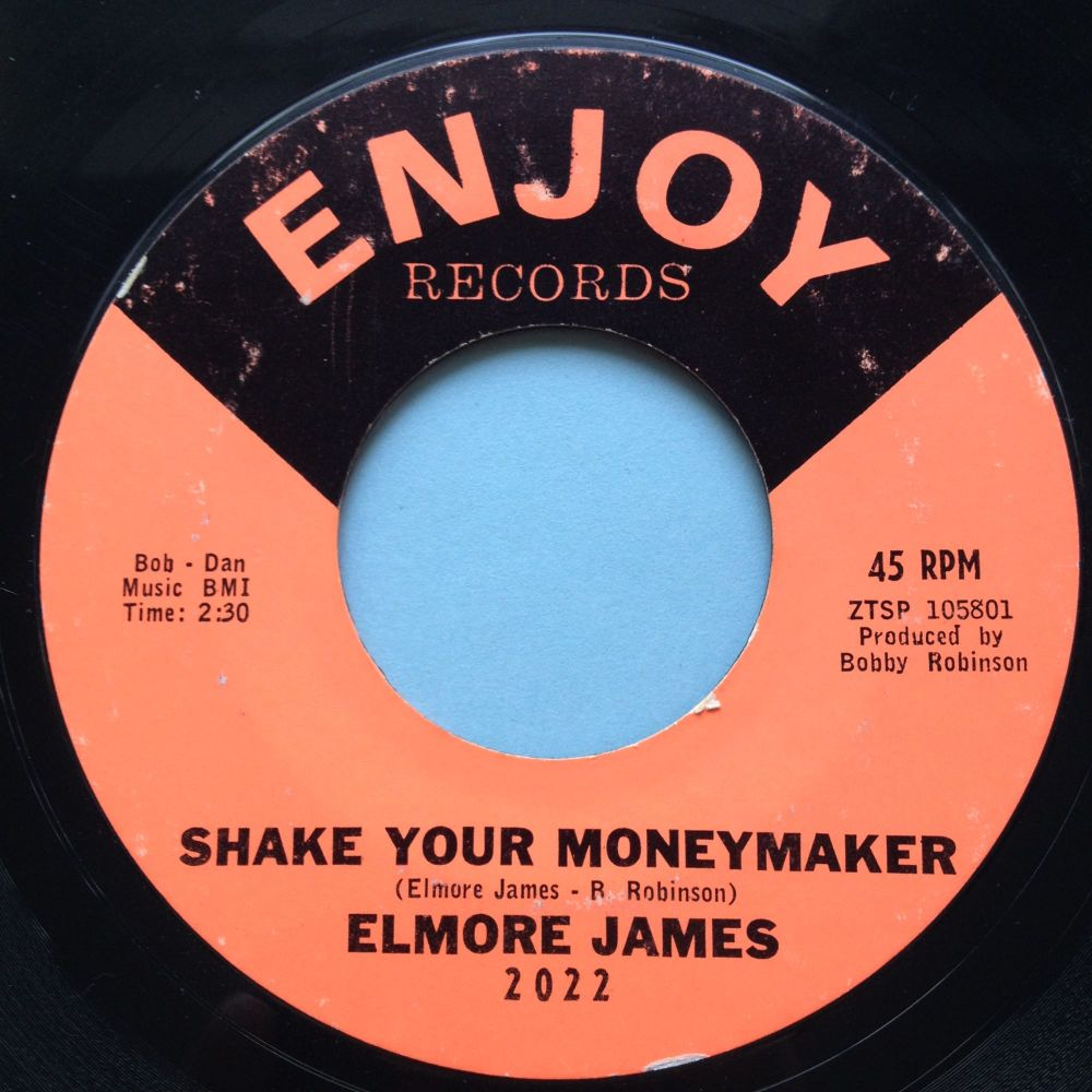 Elmore James - Shake your moneymaker - Enjoy - Ex