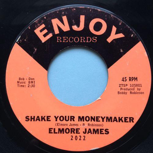 Elmore James - Shake your moneymaker - Enjoy - Ex