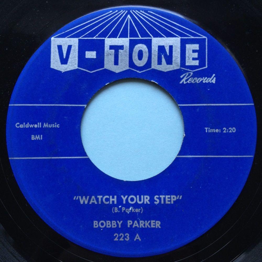 Bobby Parker - Watch your step - V-Tone - Ex-