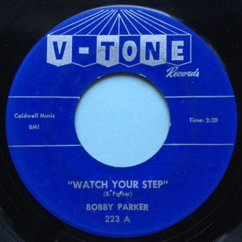 Bobby Parker - Watch your step - V-Tone - Ex-