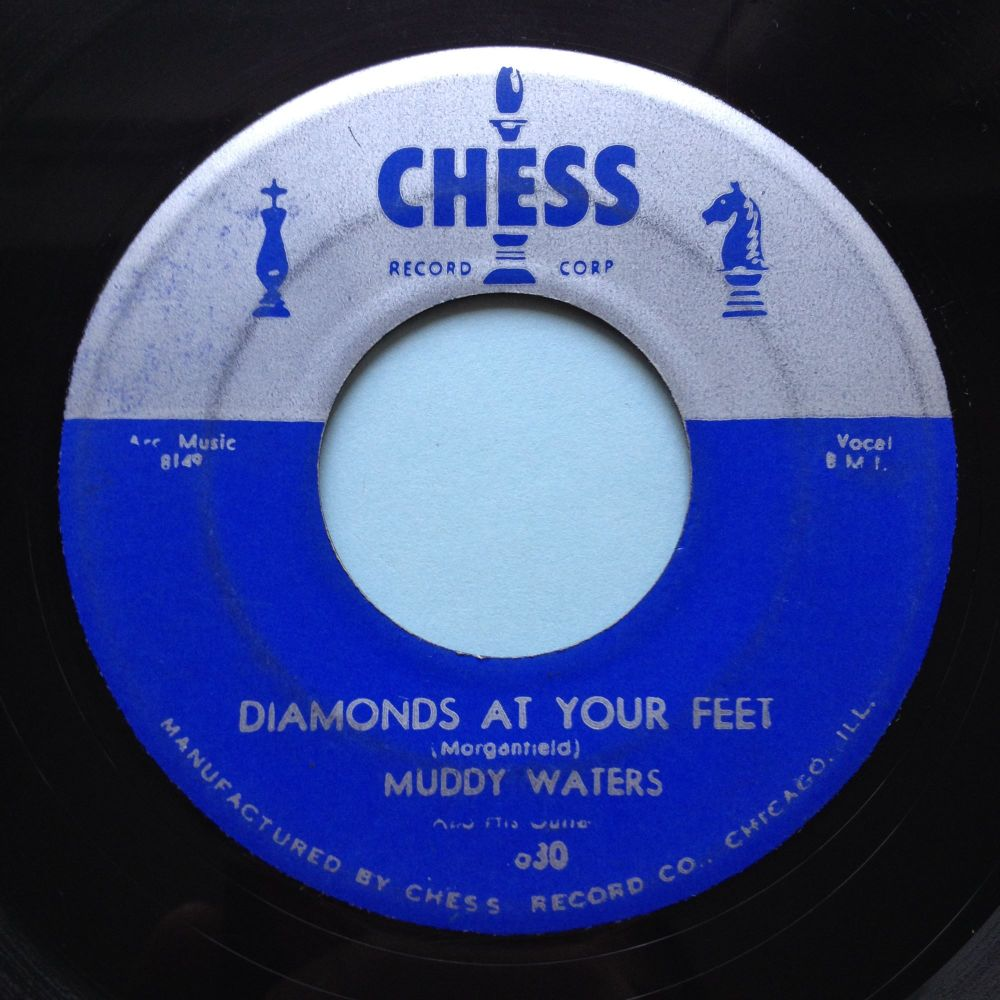 Muddy Waters - Diamonds at your feet - Chess - Ex-