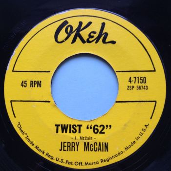 Jerry McCain - Twist '62 - Okeh - Ex