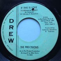 Precisions - If this is love (I'd rather be lonely) - Drew - Ex-