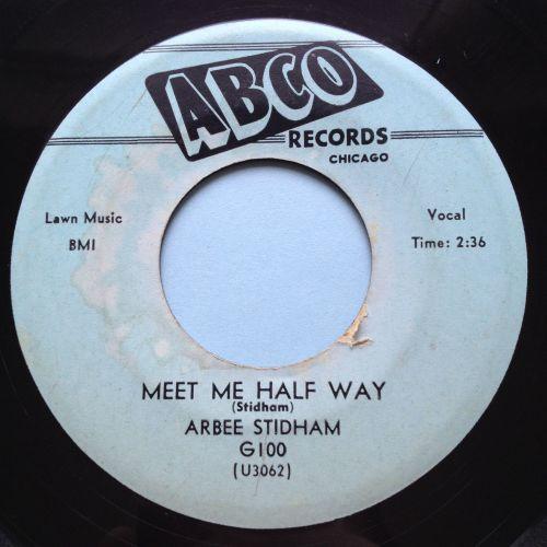 Arbee Stidham - Meet me half way - Abco - Ex-