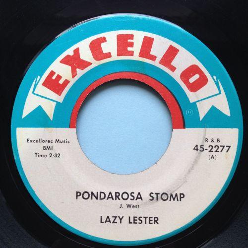 Lazy Lester - Pondarosa Stomp - Excello - Ex