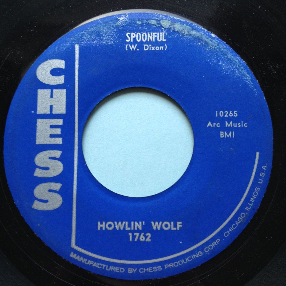 Howlin' Wolf - Spoonful - Chess - Ex-