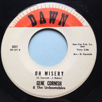 Gene Cornish - Oh misery - Dawn - Ex-