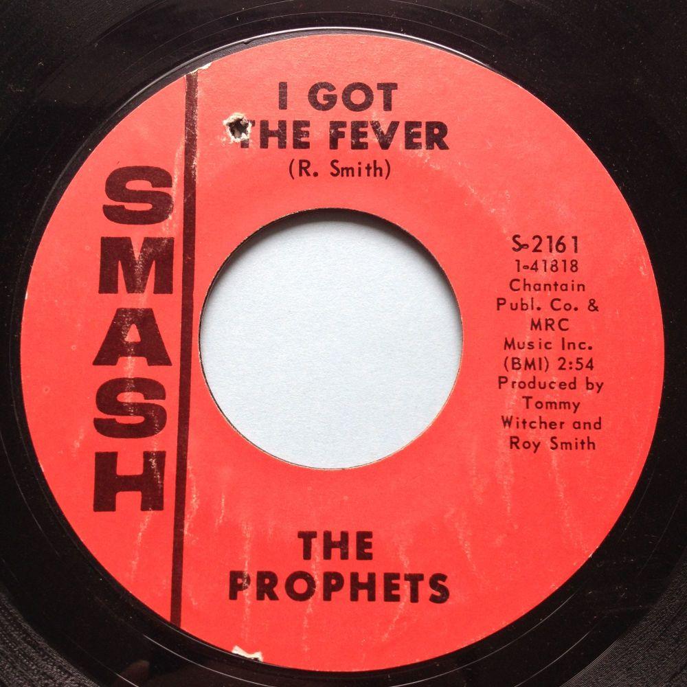 Prophets - I got the fever - Smash - Ex-