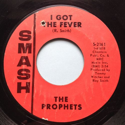 Prophets - I got the fever - Smash - Ex-