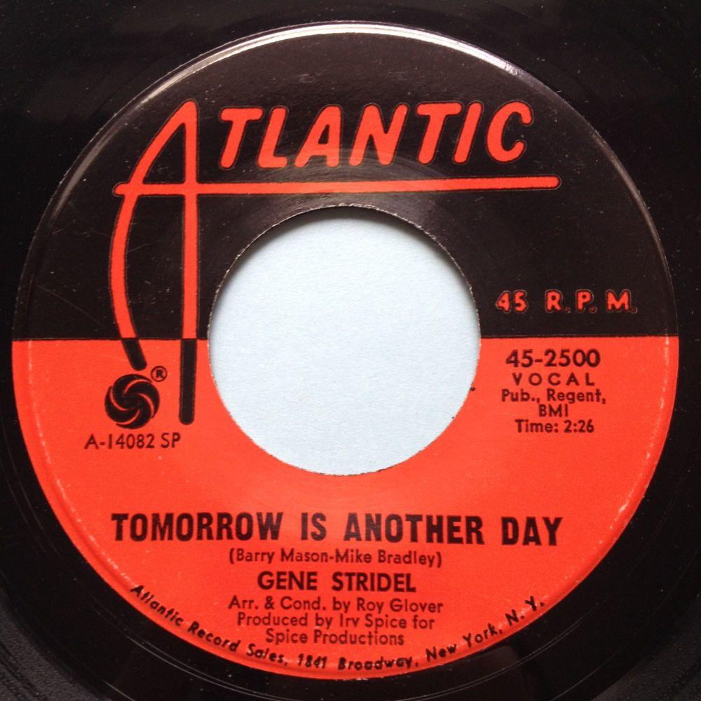 Gene Stridel - Tomorrow is another day - Atlantic - Ex
