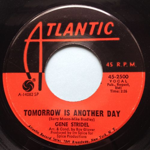 Gene Stridel - Tomorrow is another day - Atlantic - Ex