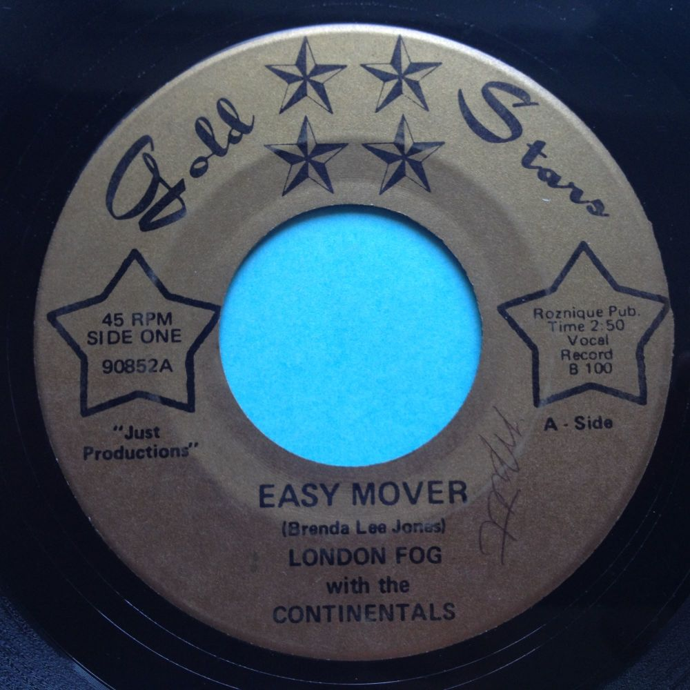 London Fog - Easy Mover - Gold Star - Ex-