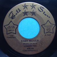 London Fog - Easy Mover b/w Trippin' - Gold Star - VG+