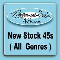 * APRIL UPDATE *   -NEW STOCK 45s-  * ALL GENRES *