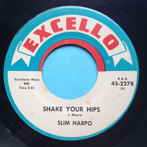 Slim Harpo - Shake your hips - Excello - Ex
