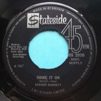 Vernon Garrett - Shine it one - UK Stateside (noc) - Ex