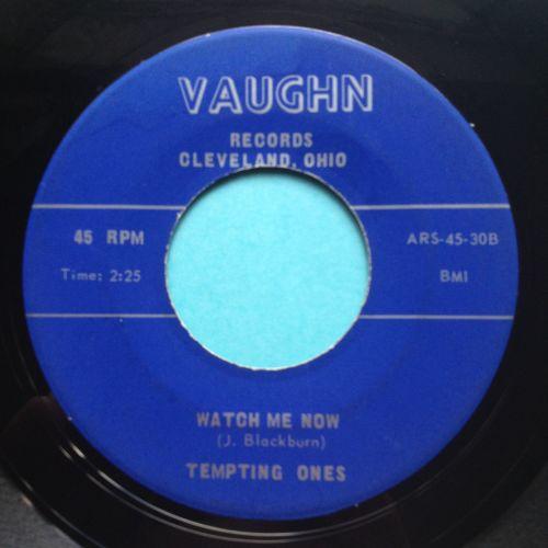 Tempting Ones - Watch me now - Vaughn - Ex (slight edge warp - nap)