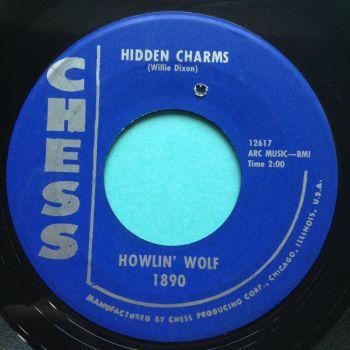 Howlin' Wolf - Hidden Charms - Chess - Ex