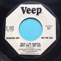 Willie & The Handjives - Gotta find a new love - Veep promo - Ex-