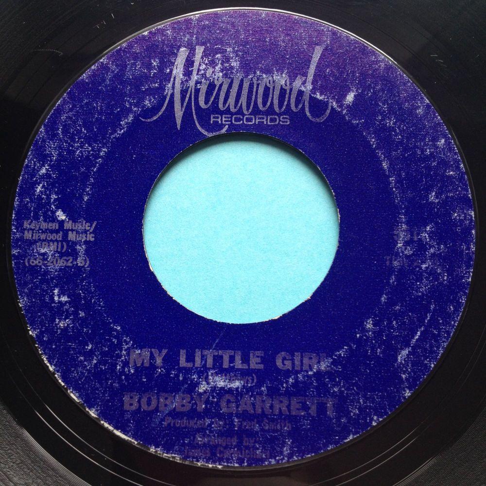 Bobby Garrett - My little girl - Mirwood - VG+