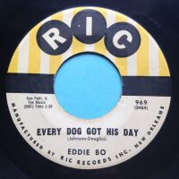 Eddie Bo - Every dog got his day - RIC - VG+