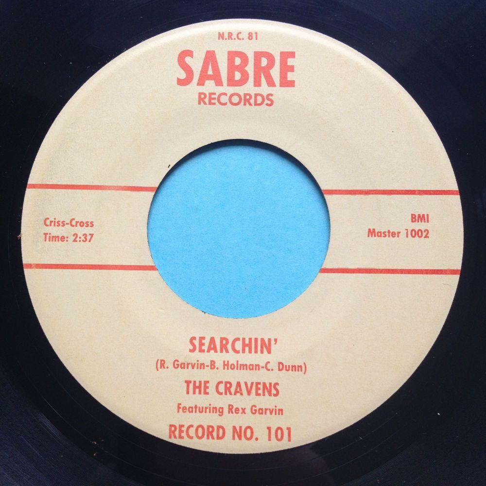 Cravens - Searchin' - Sabre - Ex