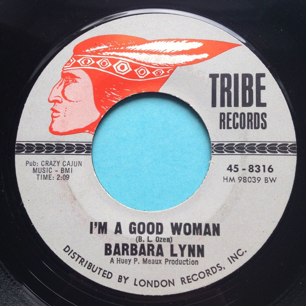 Barbara Lynn - I'm a good woman - Tribe - Ex