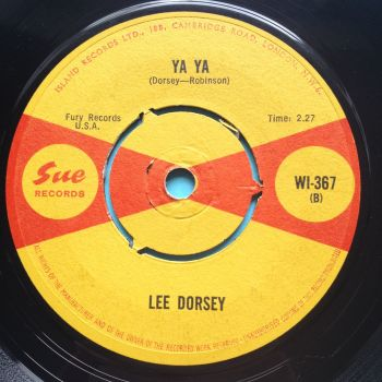 Lee Dorsey - Ya Ya - U.K. Sue - Ex-
