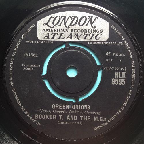 Booker T and the MGs - Green Onions - U.K. London Atlantic - VG+