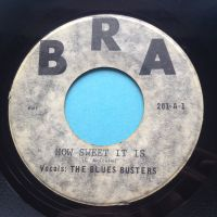Blues Busters - How sweet it is - Bra - Ex-