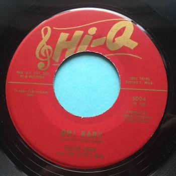 Dave Kirk - Oh Baby - Hi-Q - Ex