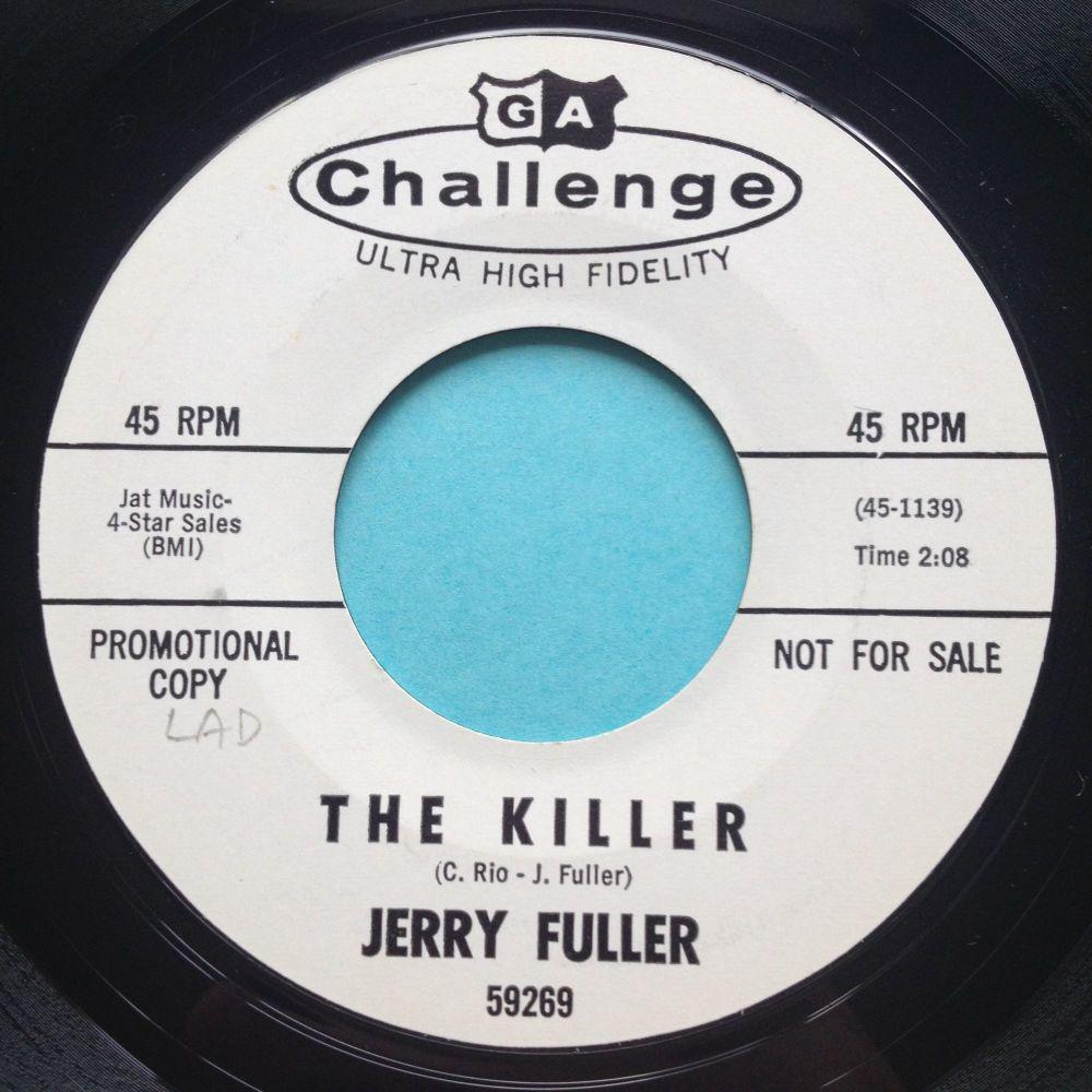 Jerry Fuller - The Killer - Challenge promo - Ex