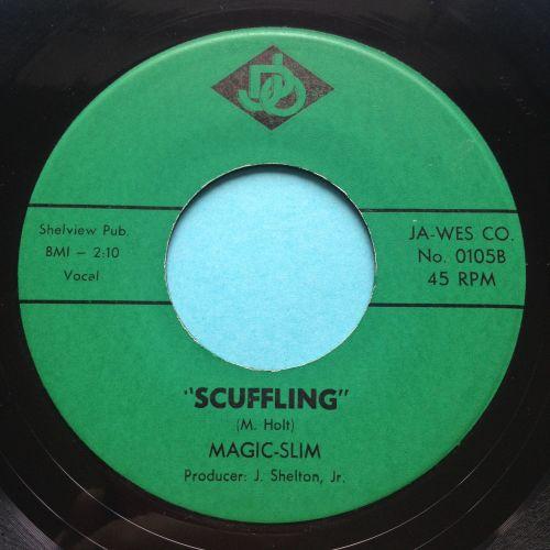 Magic Slim - Scuffling - JDO - Ex