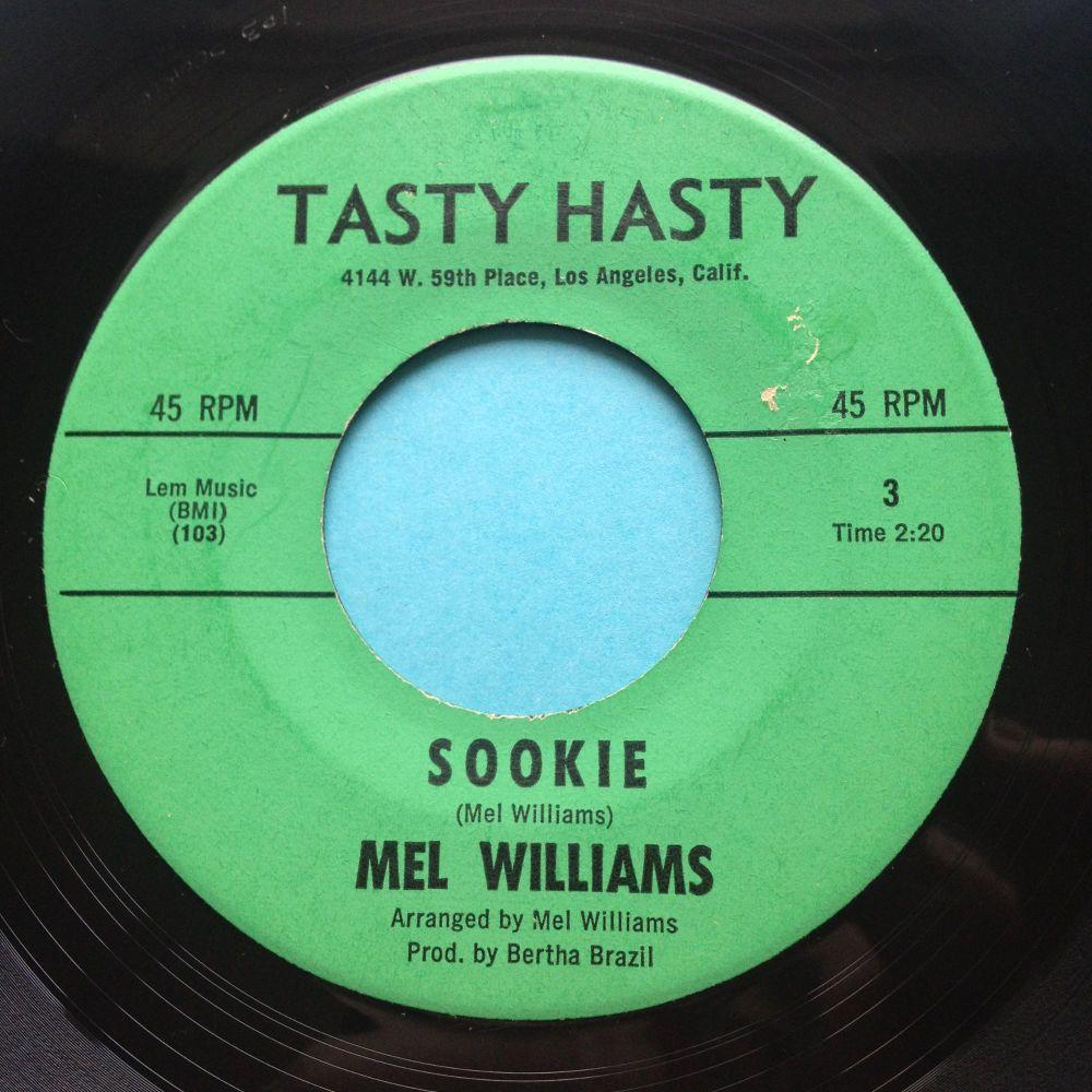 Mel Williams - Sookie - Tasty Hasty - Ex-