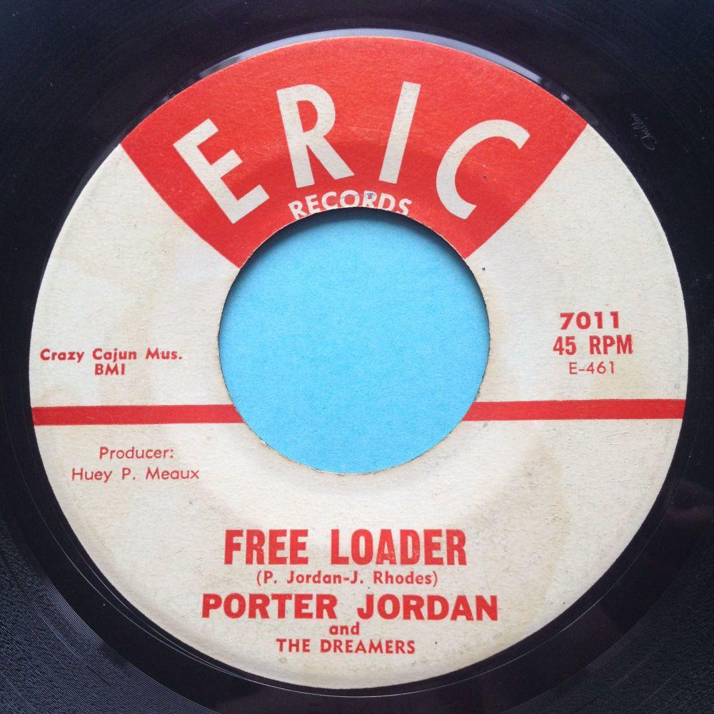 Porter Jordan - Free Loader - Eric - VG+