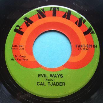 Cal Tjader - Evil Ways - Fatasy - Ex-