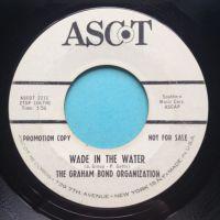Graham Bond Organization - Wade in the water - Ascot promo - Ex